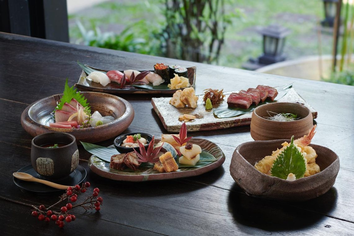 อาหารญี่ปุ่นเดลิเวอรี่ในกรุงเทพ